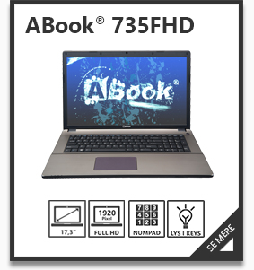 ABook 730HD