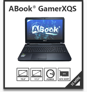 ABook GamerXQS